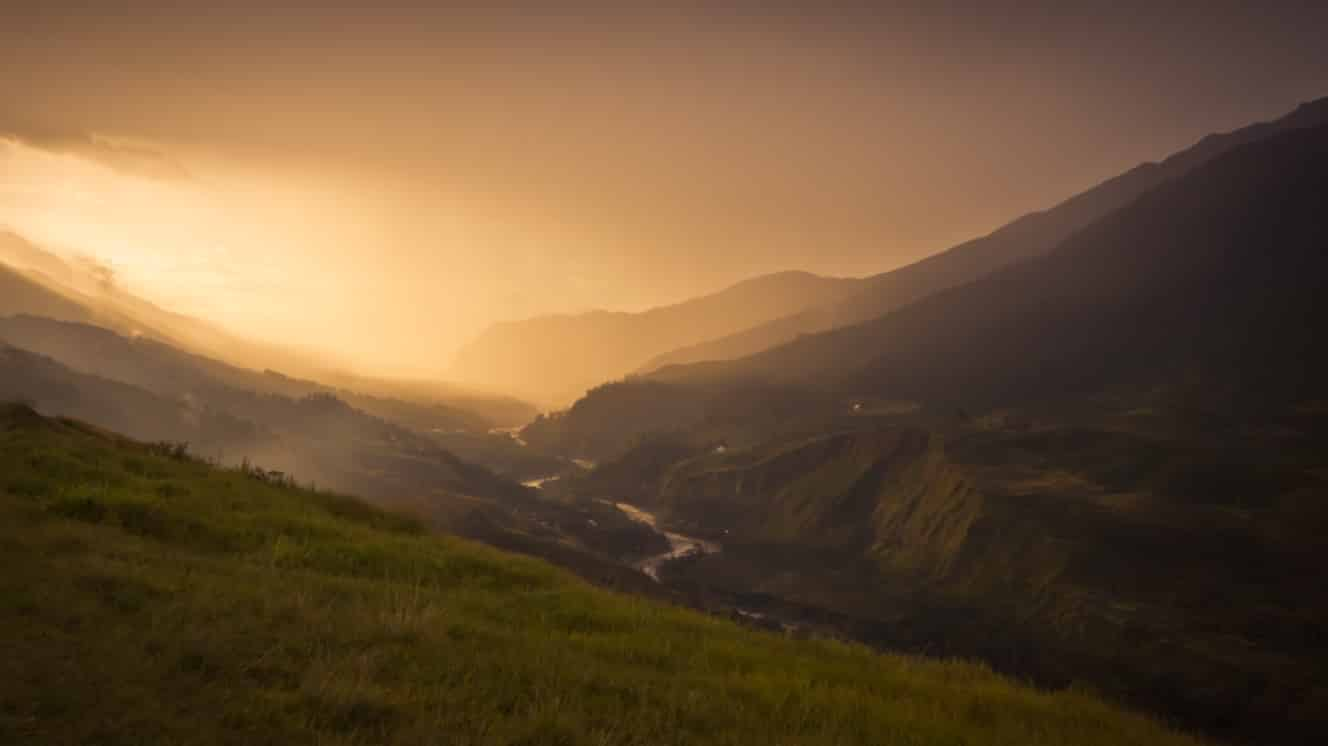 Lembah bailem, lembah bailem papua, taman nasional lorentz