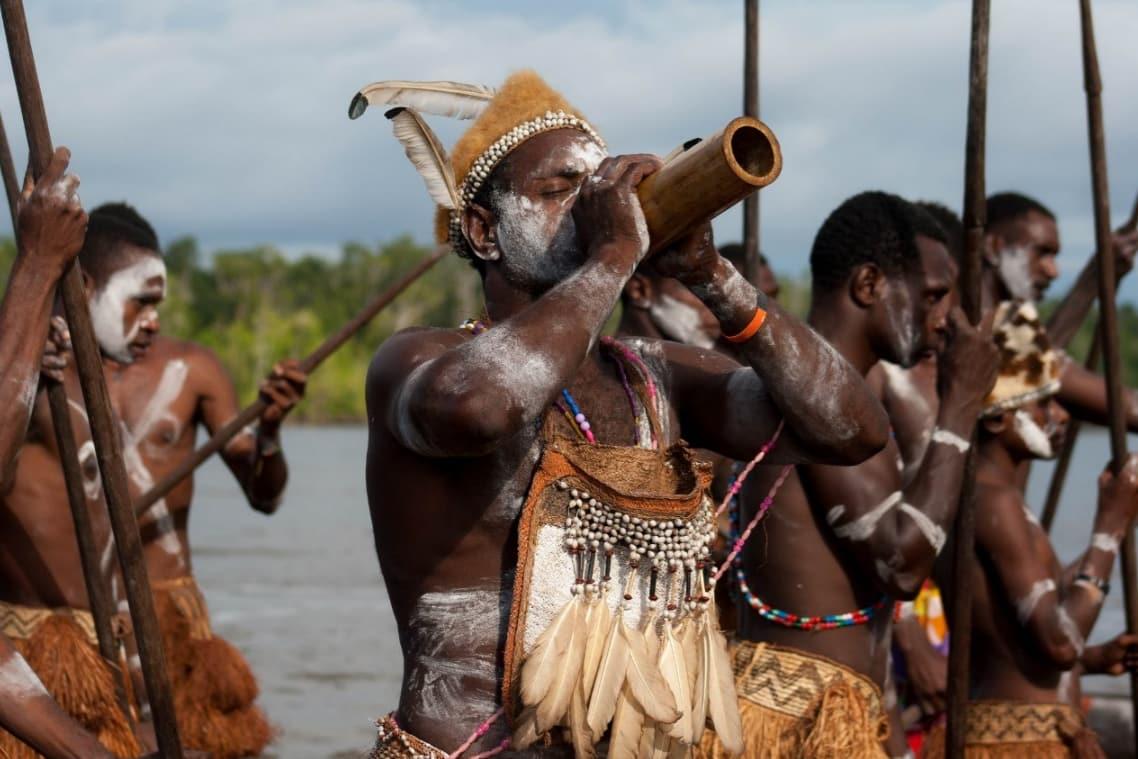 Suku asmat, suku papua, suku lokal