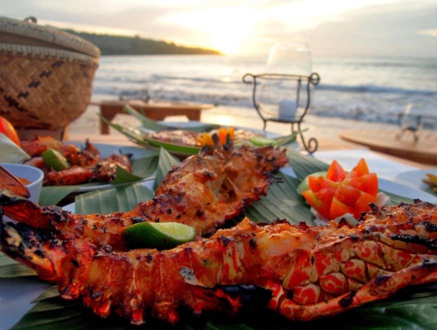 Pantai Lovina, Lovina Bali, Pantai, Bali, Pantai Lovina Bali, Seafood