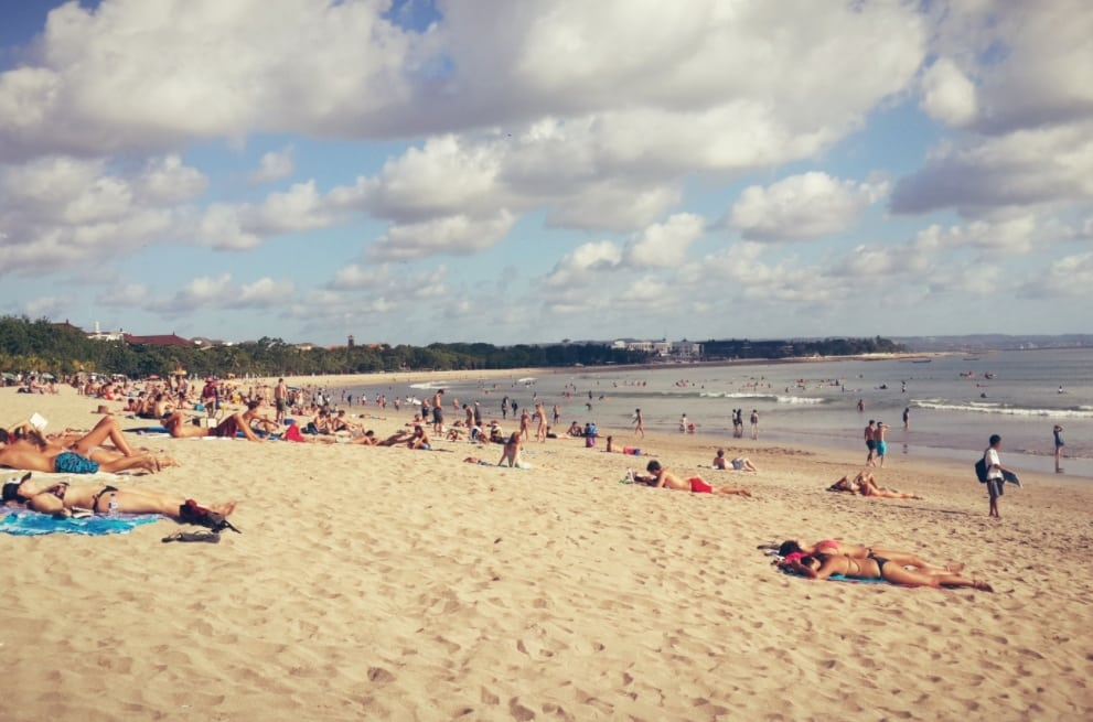 Pantai Kuta, Pantai Kuta Bali, Pantai